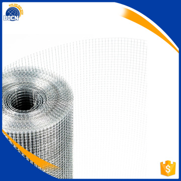 hot selling 1/2 inch square hole welded wire mesh