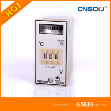 E5em Encoded Setting Deviation Indication Thermoregulator