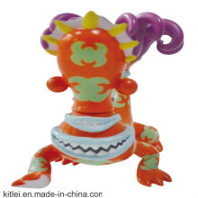 Usine d'OEM de jouets éducatifs d'enfants de figurine en plastique particulière