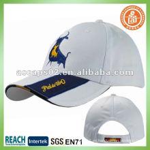 Bordado en el panel de contacto gorra de béisbol BC-0118