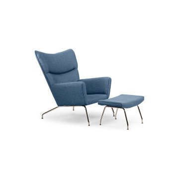 Hans Wegner Flügelstuhl Replik Lounge Chair