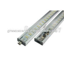 Luz de la barra de SMD 10-30V 5W 6W 8W LED, luz de tira rígida del LED