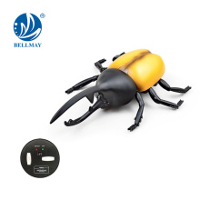 Radio Control Insect World Infrared RC Beetle Toy for Playing
