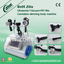 Cavitação de RF que Slimming o equipamento com 5 punhos
