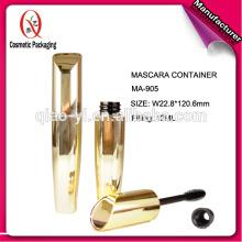New plastic mascara container big mascara bottles