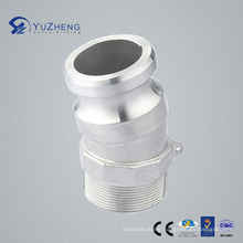 F Type Stainless Steel Camlock Coupling