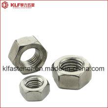 ANSI / ASME B18.2.2 / ISO4032 Porca hexagonal DIN934 -A2 70