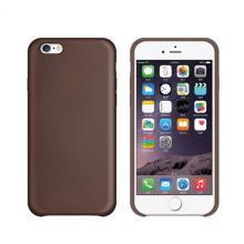 Nova chegada alta guality mobile phone case pu para iphone6