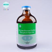 Dexamethason-Natriumphosphat-Injektion, verwendet für entzündliche, allergische Krankheit, bovine Blutkrankheit und Schaf Schwangerschaftstherapie