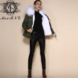 2015 new winter luxury fur women fur jacket