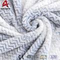 damask printed velent plush flannel fleece throw blanket