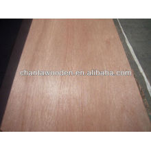 two time pressed 4.5mm bintangor face commercial plywood with poplar core poplar back
