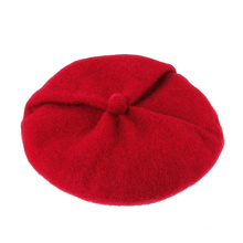 Kids Girls Ladies Wool Warm Angora Winter Autumn Spring Cap Hat Beret (HW808)