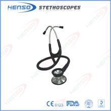 Estetoscópio de cardiologia de cabeça dupla Henso