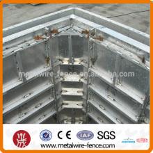 Cofragem de alumínio para construção Cofragem