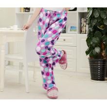 Pantalon de peluche 100% polyester haute qualité