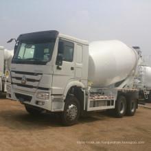 Sinotruck HOWO 10 Kubikmeter Concret Mixer Truck