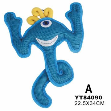 China fabricante baratos de juguete de dentición de cuero (YT84090-A)