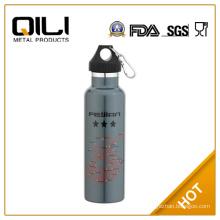 600ml double wall stainless steel water bottle