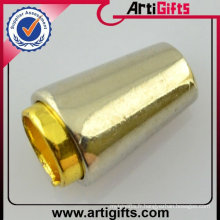 bouchon de verrouillage de cordon métallique