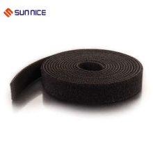 Colorful Nylon Back to Back Hook and Loop Fastener Tape