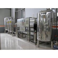 Installation de purification de petits systèmes de traitement de l'eau