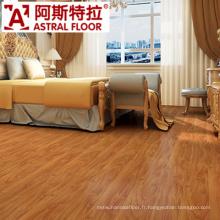 Plancher stratifié imperméable de plancher de prix usine / usine