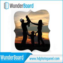 Heißer Verkauf von HD-Aluminium-Foto-Panel für Kunstwerke