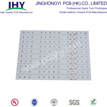LED-display printplaat