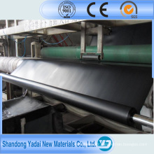 Prix bon marché de géomembrane de PEHD de revêtement imperméable