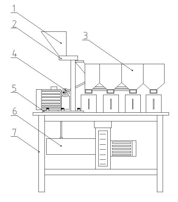 laboratory gravity separator