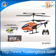 China Manufacture model king rc helicopter remote control alloy helicopter gyro 3.5-ch rc helicopter with usb H146063