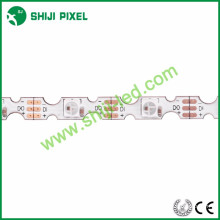 48LEDs/m DC5V S form rgb 5v sk6812 side emitting led flexible rgb led strip
