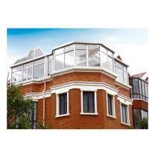 Casa de vidro de alumínio clássica de preço mais barato
