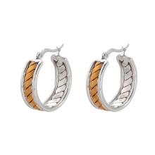 E-585 Xuping Jewelry  custom design  Earrings Elegant fashion Hoop earrings for women