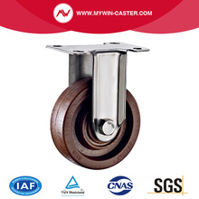Plate Rigid High Temperature Caster