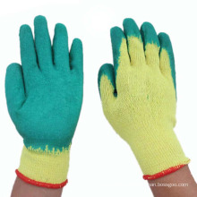 Working Industrial Protective Latex Coated Labor Safety Gloves