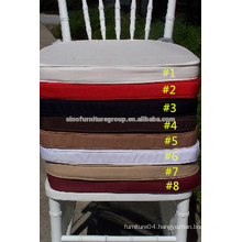 Design chiavari chair cushions