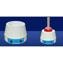Mantos calefactores con agitación magnética