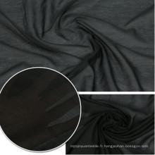 70% Coton + 30% Nylon Plain Silk Like Fabric