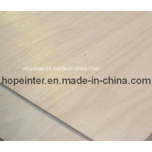Pine Plywood / Commercial Plywood BB/CC Grade E1 Glue (HL007)