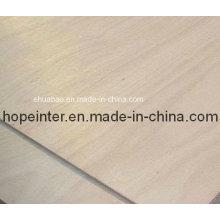 Contraplacado de pinho / Contraplacado comercial BB / CC Grade E1 Glue (HL007)