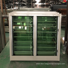 2019 latest design aluminum louver window