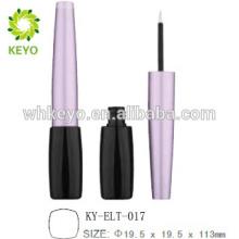 Eyeliner Verpackungsschlauch Private Label Liquid Eyeliner Verpackung Wimpernwachstum Serumflasche mit Aluminiumkappe