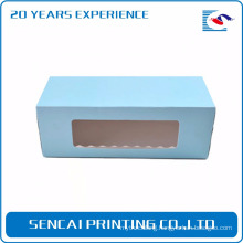 Sencai custom design Cake packing paper box