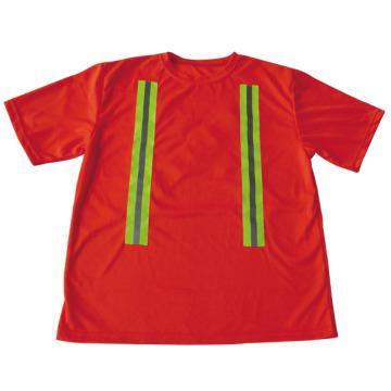 Camiseta de seguridad de alta visibilidad