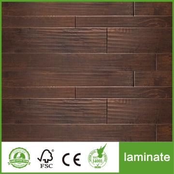 Random Width Laminate Wooden Flooring