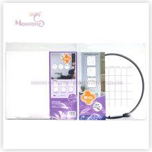 Werbegeschenk 3 Pack 33 * 33 cm Wand / Icebox Notizblock Aufkleber