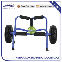 Aluminum boat trailer, Foldable hand trolley, Beach hand cart