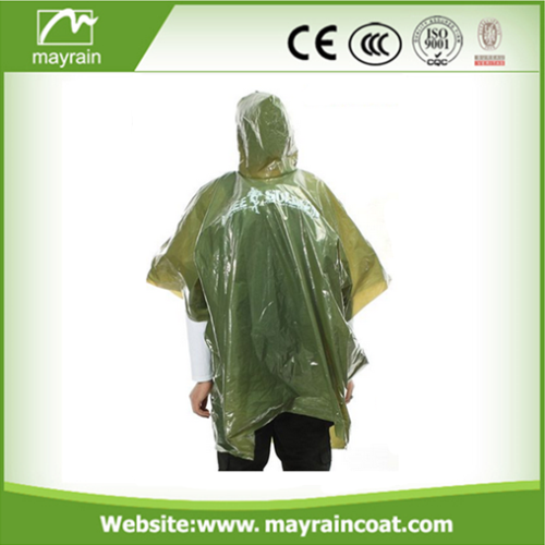 Disposable Plastic Poncho